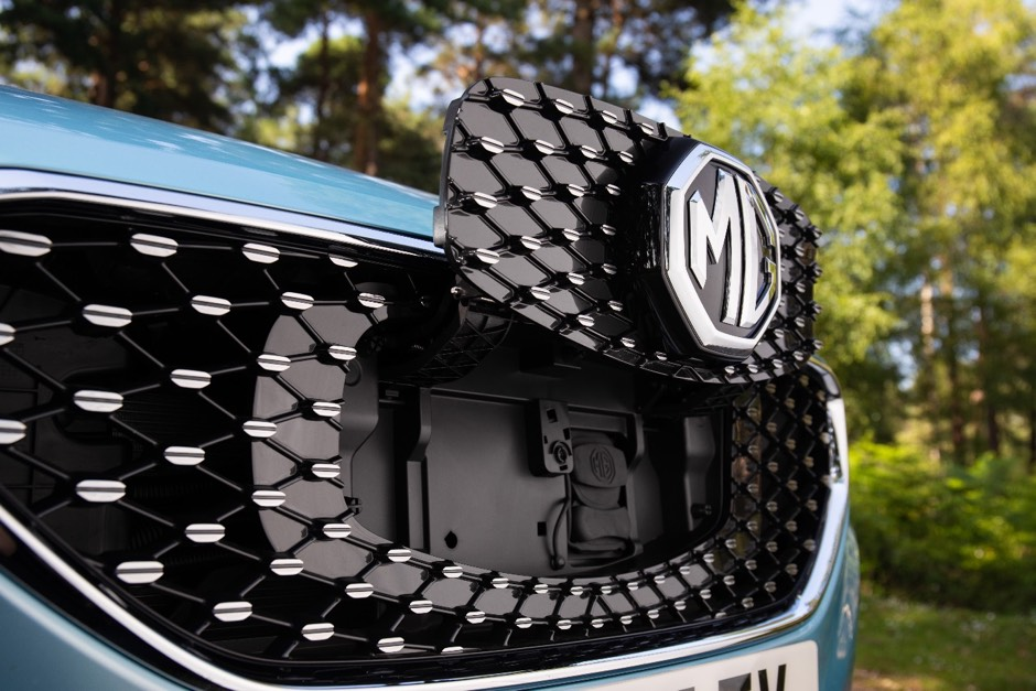 Mg Says Sales Of Full Battery Electric Car To Begin In